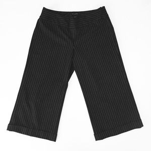 The Limited Cassidy Fit Pinstriped Dress Pant